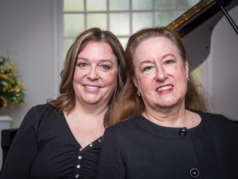 Linda & Priscilla